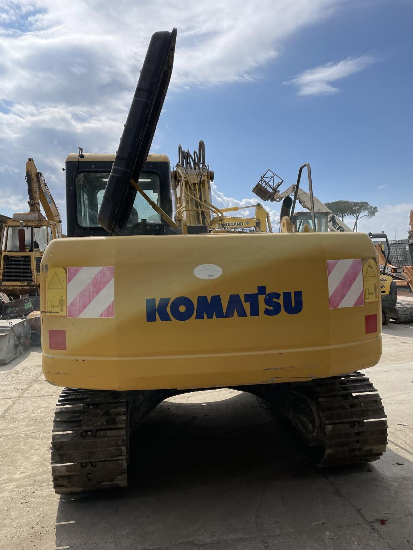 KOMATSU PC130-7K -
