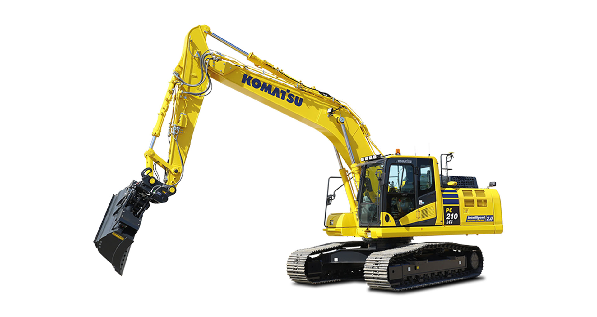 Escavatore cingolato Komatsu PC210LCi-11