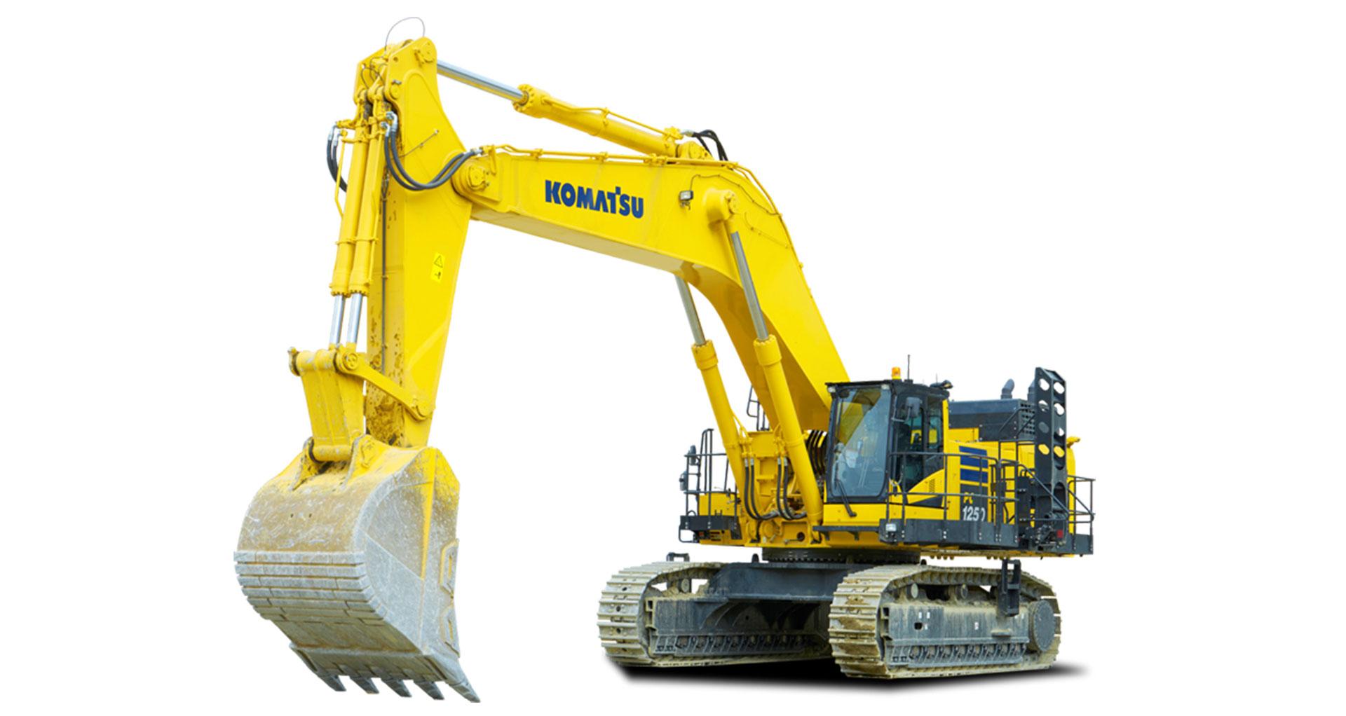 Escavatore cingolato Komatsu PC1250-11