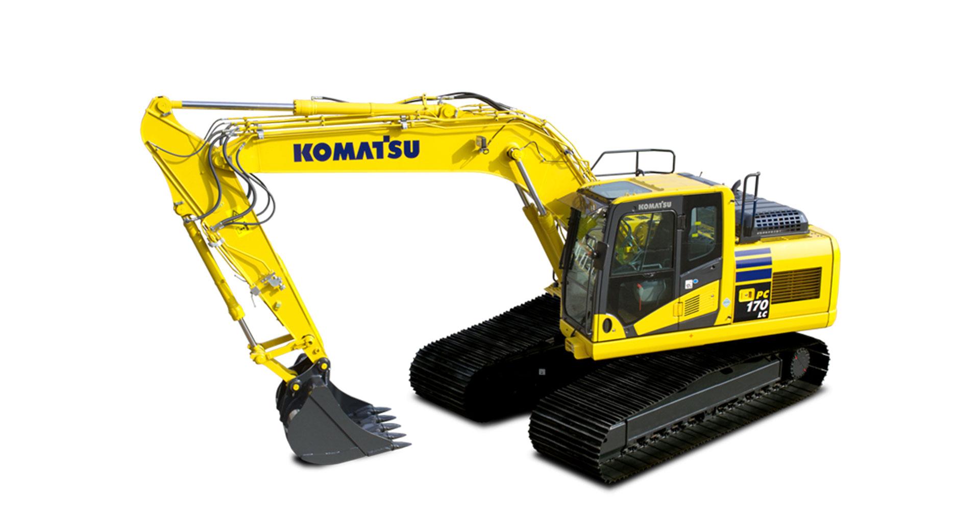 Escavatore cingolato Komatsu PC170LC-11 LGP