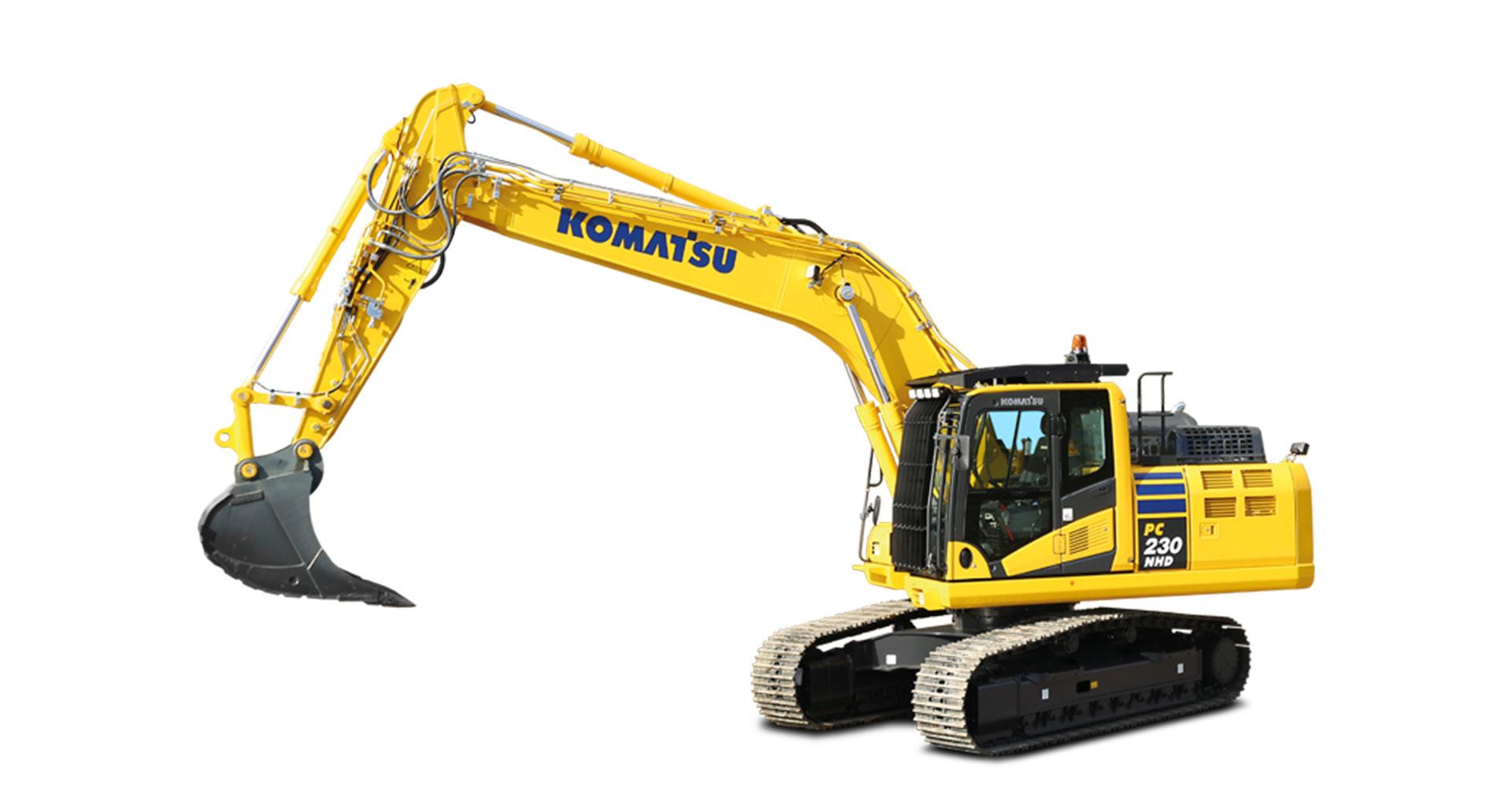 Escavatore cingolato Komatsu PC230NHD-11