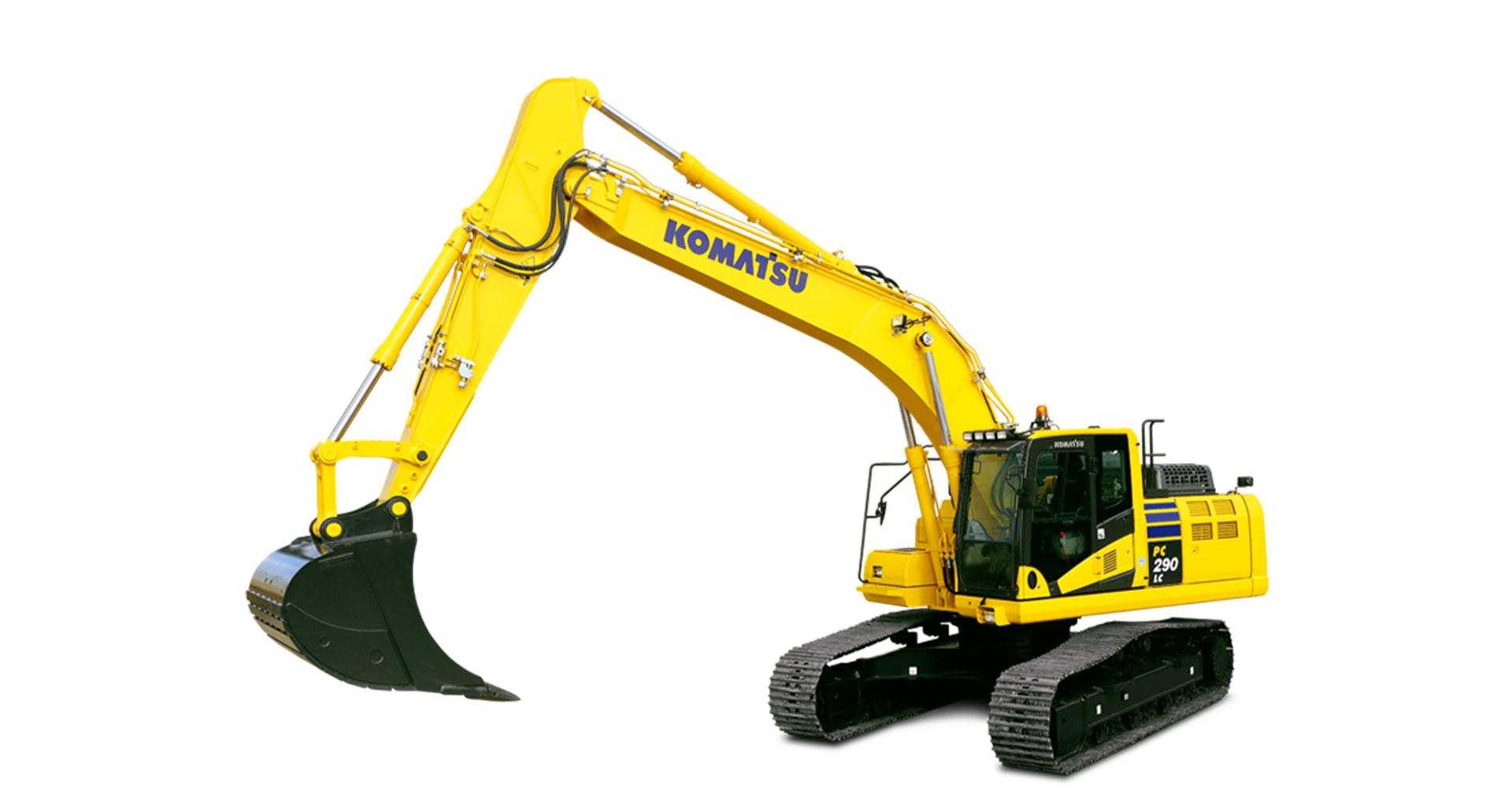 Escavatore cingolato Komatsu PC290LC/NLC-11