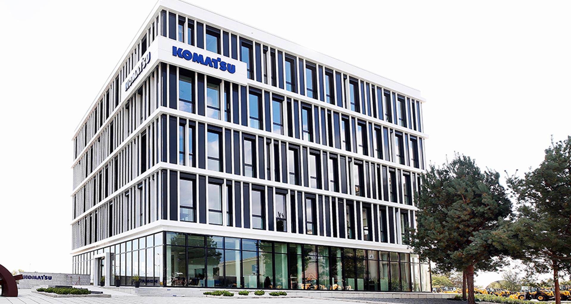 Komatsu Germany - Construction Division