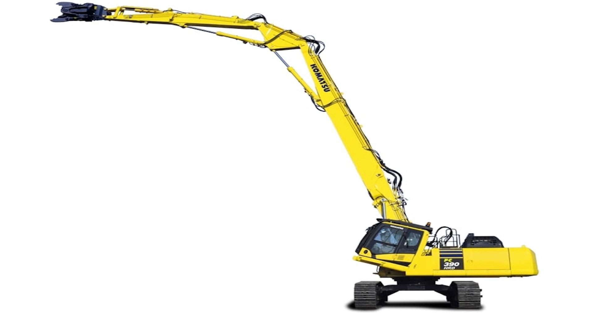Escavatore cingolato demolition Komatsu PC390HRD-11