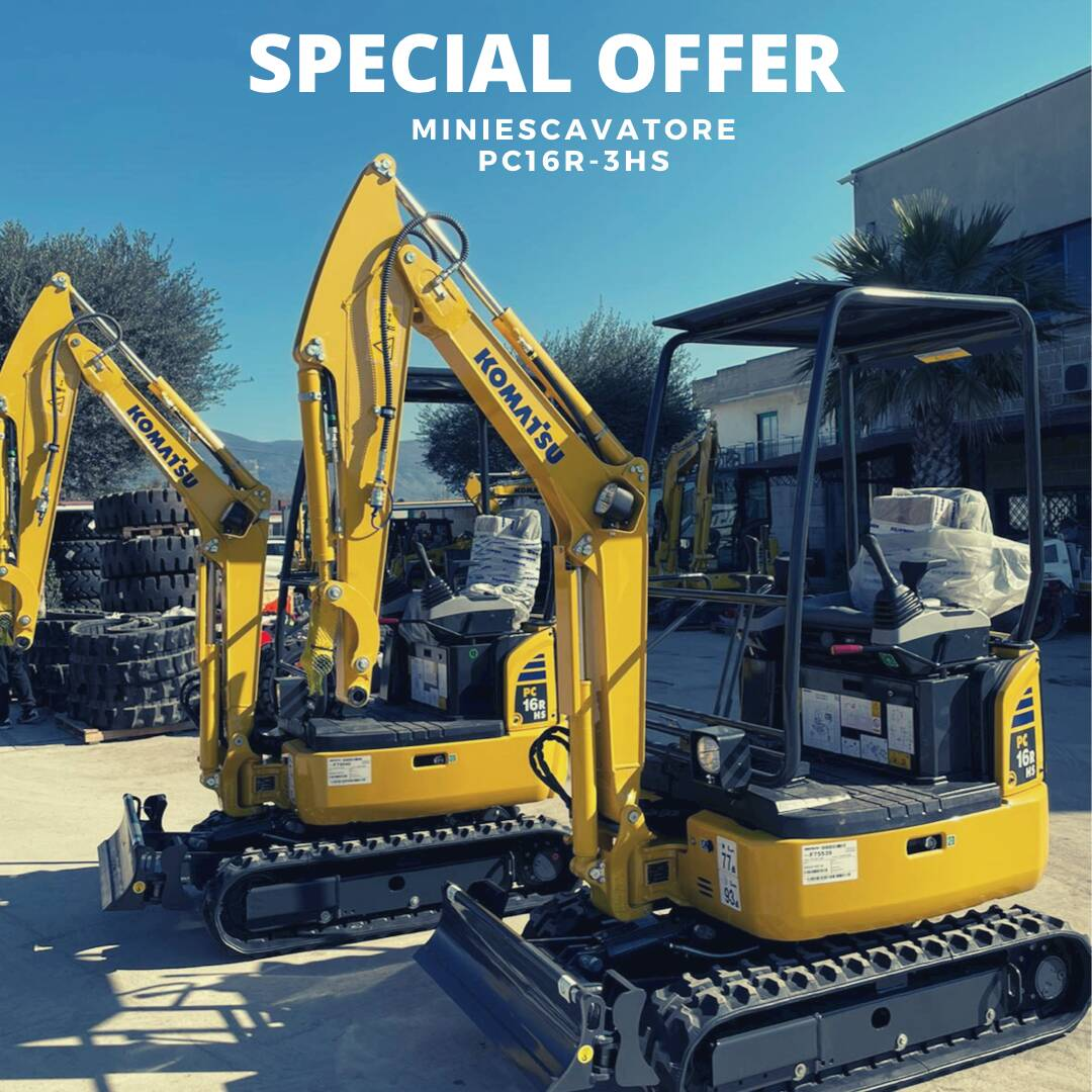 SPECIAL OFFER - PC16R-3HS Final Generation