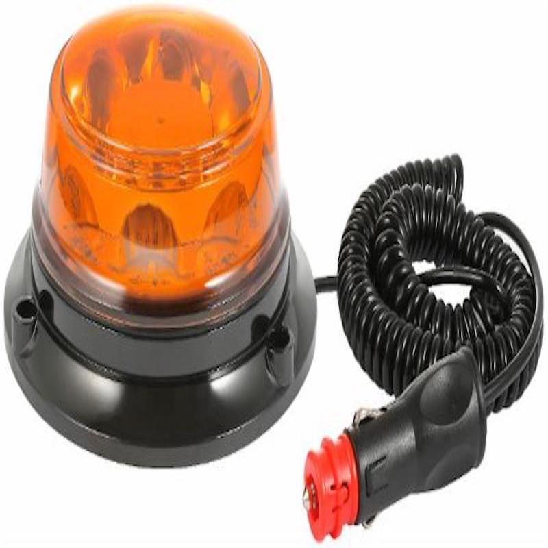 GIROFARO BASE MAGNETICA A LED 12-24V 55402